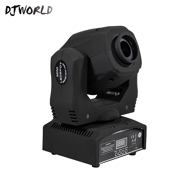 Top Sellers 60W LED Spot Moving Head Light LED DJ Gobo 60W Moving Heads Lights DMX 512 Super Bright Luces Discoteca