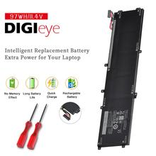 Laptop Battery 6GTPY M5520 P56F-001 Precision Dell for M5520/M5530/Xps/.. 05041C 97wh
