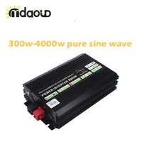 Reine Sinus Welle Inverter konverter DC zu AC Off Grid Solar Inverter 300W 600W 800W 1000W 1200W 1500W 2000W 2500W 3000W 4000W