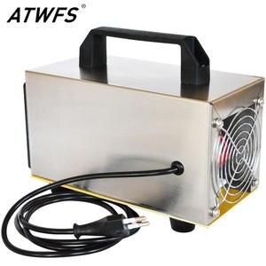ATWFS очиститель воздуха генератор озона 220 В 20 г очиститель воздуха озоно дезинфекция стерилизация озонатор очистка формальдехи