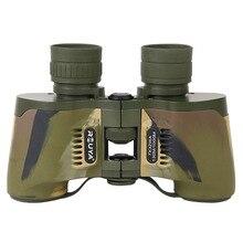 7x32 Binoculars Wide Angle Zoom Folding Outdoor Telescope HD Travelling Hunting Binoculars Shimmer Waterproof Portable Telescope стоимость
