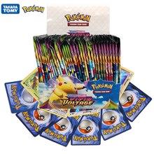 324Pcs/Box Pokemon Cards TCG:Sword&Shield Sun&Moon Vivid Voltage English Trading Card Game Booster Box Collectible Kid Toys Gift