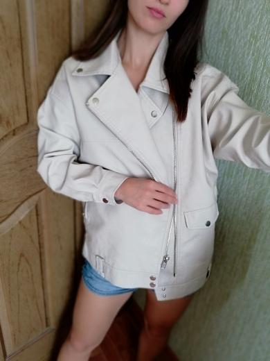 Guilantu Fuax Pu Leather Jacket For Women Casual Plus Size Loose Outwear Motorcycle Biker Punk Streetwear Jackets Coat Female