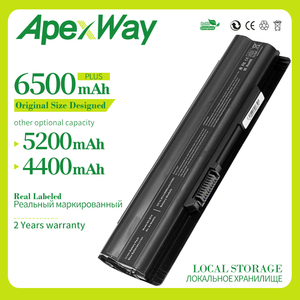 Apexway 6 cells Battery For MSI GE60 GE70 Series CR41 CX61 CR70 BTY-S14 BTY-S15 FR610 FR620 FR700 FX400 FX420 FX60 FX603 FX610(China)