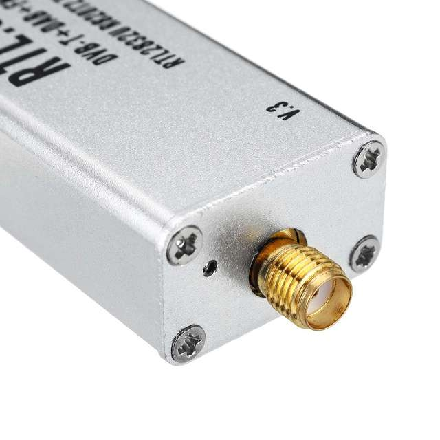 Blogue RTL-SDR RTL SDR V3 R820T2 RTL2832U 1PPM TCXO SMA RTLSDR logiciel défini Radio avec antenne polyvalente