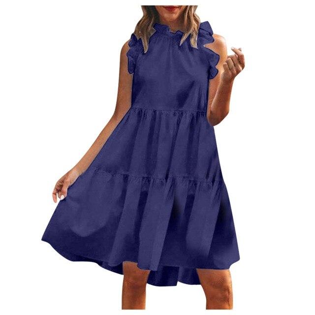 Sleeveless Women Maternity Dress for Wedding 2