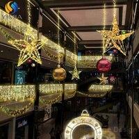 Oferta https://ae01.alicdn.com/kf/Hf11eb7bc11f44a8c88c84977d223173dz/20M x 0 6 m luces de Navidad LED carámbano de cortina guirnaldas de luces LED.jpg