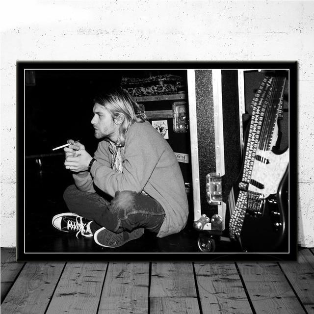 Kurt Cobain Poster 4