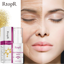 RtopR Polypeptide Serum  Repair Skin Anti-aging Hyaluronic Acid Whitening Skin Care Essence Face Care Anti Wrinkle New gold polypeptide serum argireline repair skin anti aging hyaluronic acid whitening skin care essence face care anti wrinkle