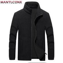 MANTLCONX veste en molleton pour hommes, grande taille, vêtements dextérieur, chauds dextérieur, hiver, M 9XL