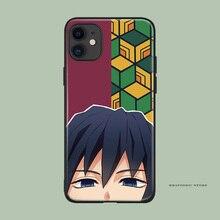 Giyu Tomioka Kimetsu no Yaiba anime Phone case cover shell T