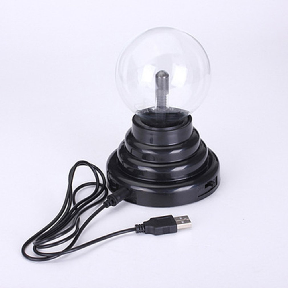 Light Supernatural Photoelectric Light-emitting Luminous Magic Plasma Static Touch Magic Ball Electronic Magic Ball