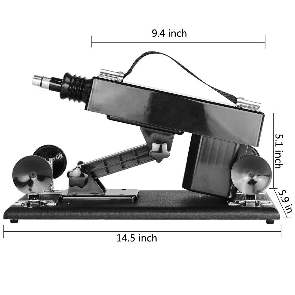 Automatic Vibrator Sex Machine