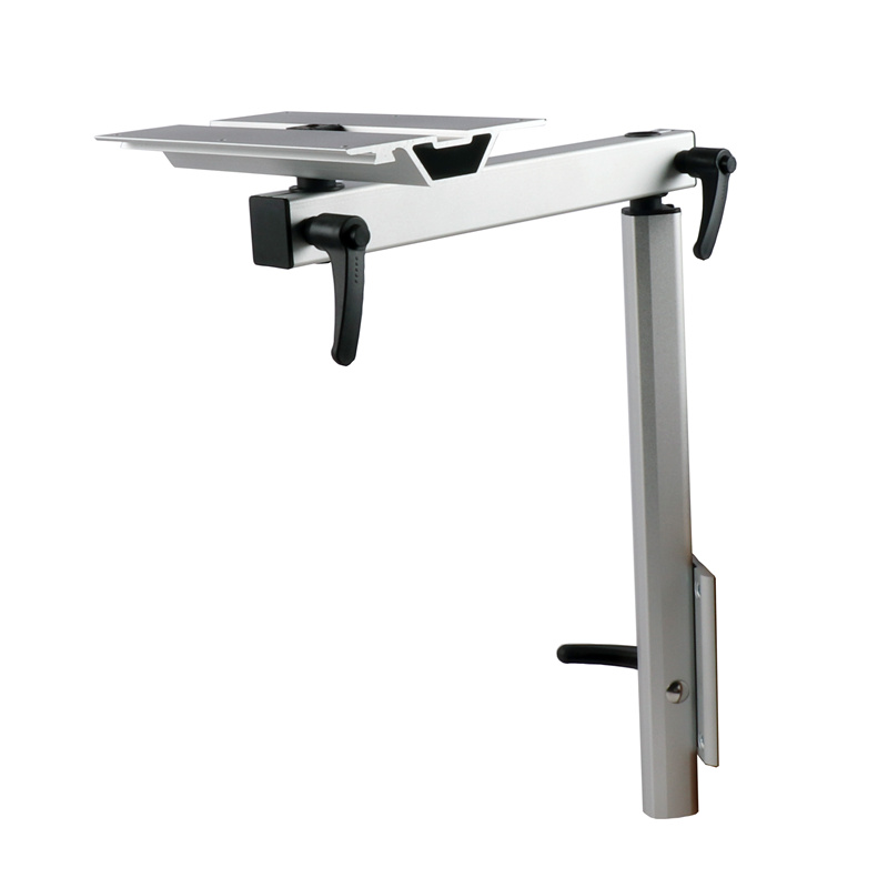 RV Trailer Parts Aluminum Alloy Movable Rotatable and Height Adjustable Camper Caravan Table Leg