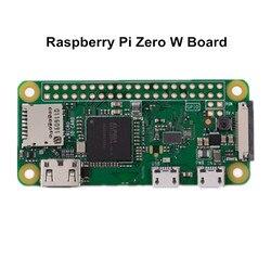 Original Zero W Placa Raspberry Pi RPI 1GHz CPU 512MB RAM W ZERO para Computador Componente Eletrônico Sem Fio & Bluetooth