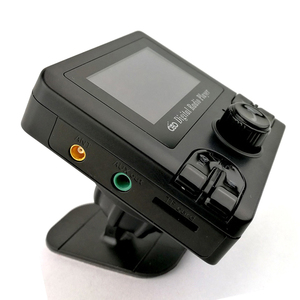 Image 5 - Mini DAB راديو رقمي استقبال بلوتوث MP3 مشغل موسيقى FM الارسال محول شاشة إل سي دي ملونة شاشة ل اكسسوارات السيارات
