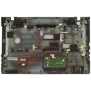 Image 3 - Dành Cho Lenovo G700 G710 Laptop Palmrest Trên Ốp Lưng Keybord Ốp Viền Bao Da 13N0 B5A0411/Laptop Đáy Bao 13N0 B5A0701