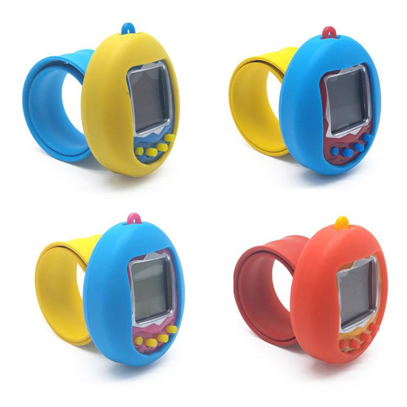 168 Pets In One Nostalgic 90S Virtual Pet Toy Electronic Cyber Pet Toys Keychain