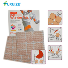 Health Care Slimming patch Face Sticker MYMI WONDER PATCH Facial Weight Loss Slim Fat Burning slimming product On Sale