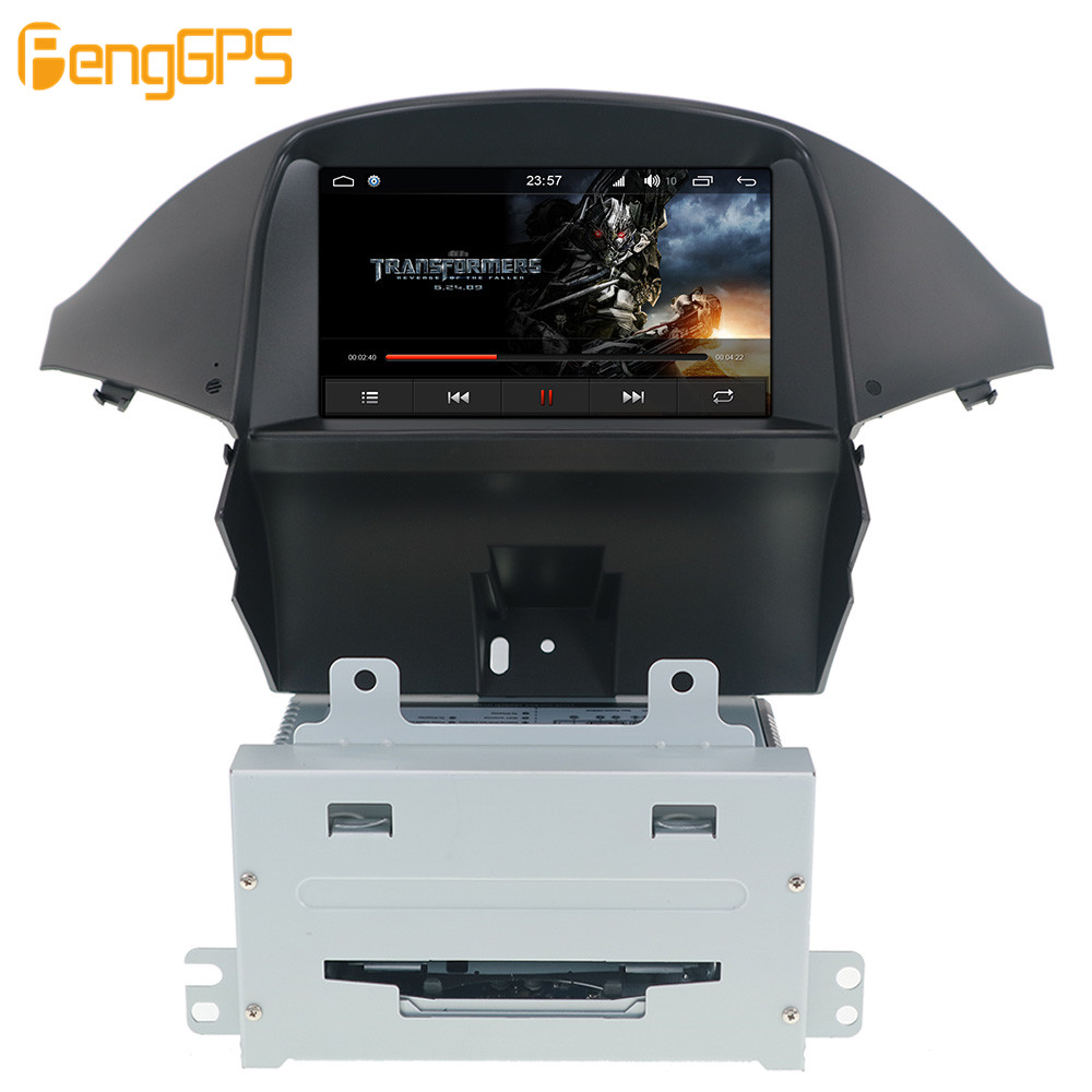 Android 8.0 Px5 Octa Core Car Multimedia DVD Player Car Radio Player For Chevrolet Orlando 2011-2015 GPS Navigation Stereo Audio