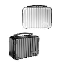 Hard Shell Suitcase Storage Bag Protective Case Travel Outdoor Carrying Box for Nintend Switch NS Console Accessories