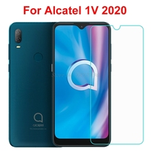 2PCS Screen Protector Glass For Alcatel 1V 2020 Tempered Gla