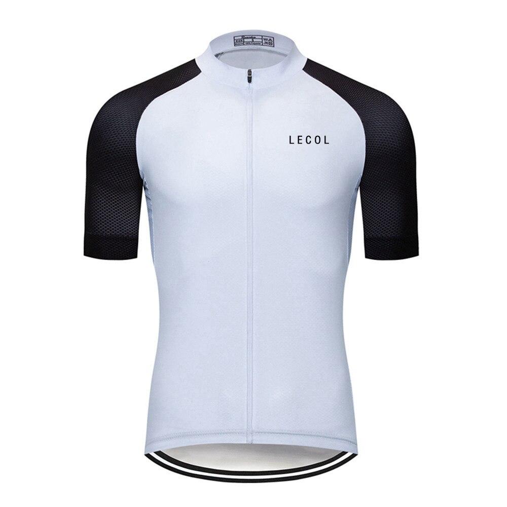 2020 профессиональная велосипедная Джерси LECOL, летняя одежда для гоночного велосипеда, Мужская одежда для горного велосипеда, одежда для вело...