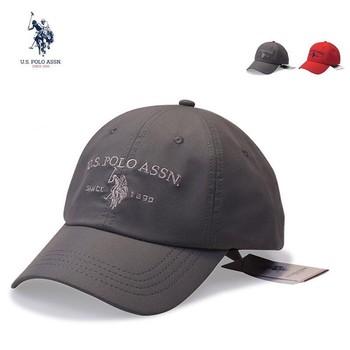 Usa POLO ASSN 2021 nowi kochankowie czapka z daszkiem lato lekki oddychający szybkoschnący Trend kapelusz męski i damski kapelusz przeciwsłoneczny tanie i dobre opinie U S POLO ASSN Ochrona przed słońcem Cztery pory roku Stałe Adult CN (pochodzenie) COTTON POLIESTER OUTDOOR Unisex Na co dzień