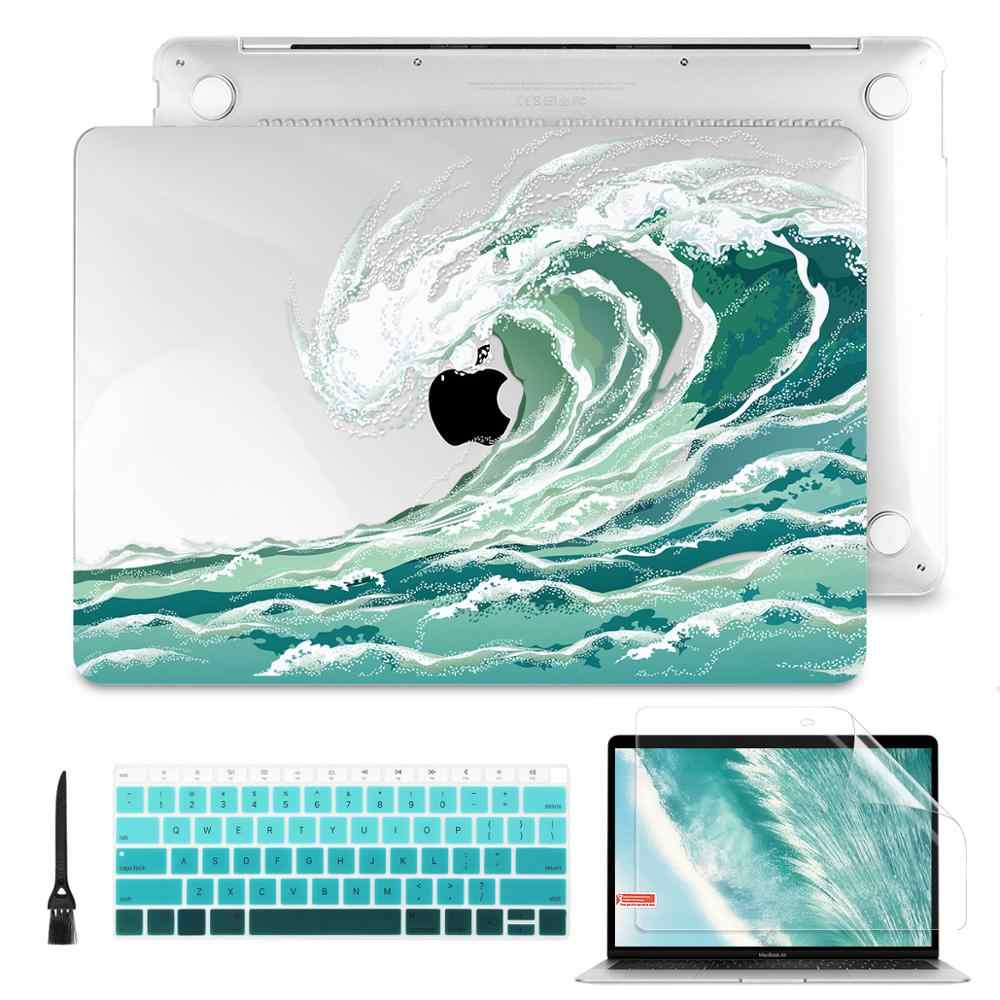 "Nieuwe Collectie Case Voor Macbook Air Pro Retina 11 12 13.3 ""Nieuwe Mac Book 13 15 16 Touch Bar/Touch Id 2020 A2289 A1932 A2159 A2251"