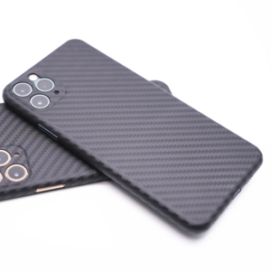Image 4 - วัสดุPPโทรศัพท์มือถือสำหรับIPhone11 Pro Max All Inclusive X XS Max XRคาร์บอนไฟเบอร์เลนส์ป้องกัน