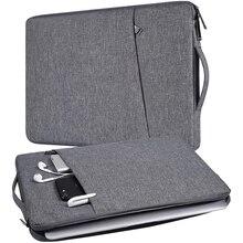 Sac d'ordinateur portable avec poignée, sacoche pour les modèles Macbook Pro, Air, 13.3, 14, 15, 15.6, 15.4, 16 pouces, pour HP, Acer, Xiaomi, Asus, Lenovo,