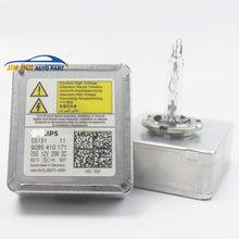 Oryginalny OEM D5S 12v 25W DC 9285410171 Xenon HID 4200k żarówki lampa samochodowa dla aud-i Q3 A3 reflektor PH światła 9285 410 171 niemcy