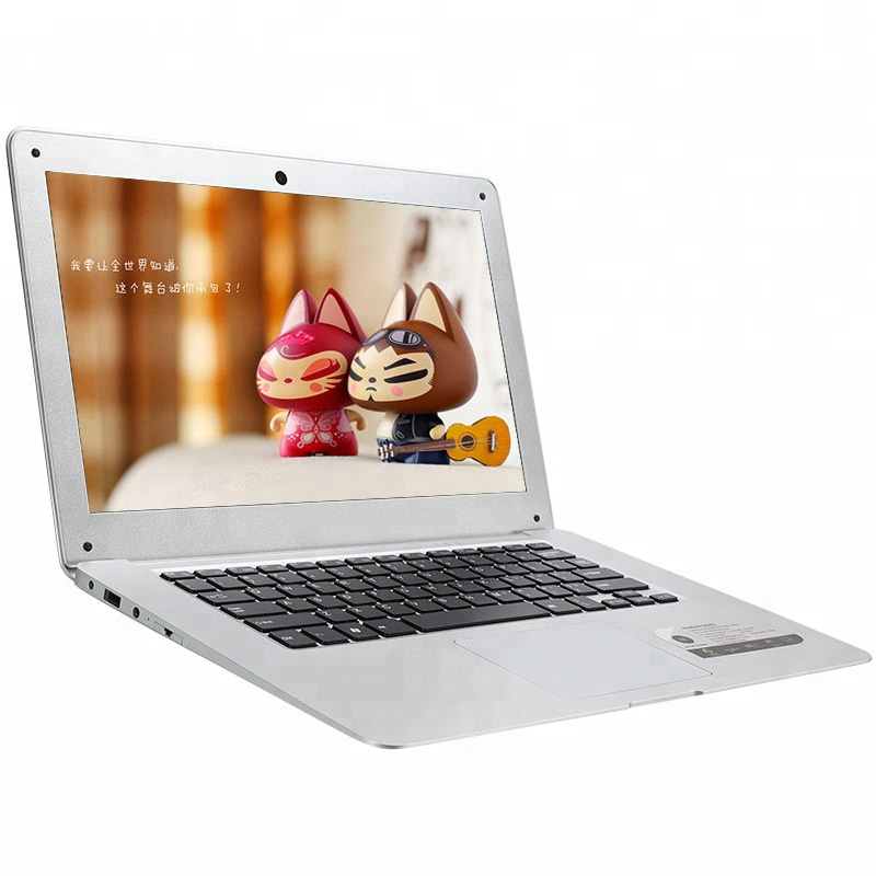 New Laptop Intel I7 Quad Core 14 Inch Laptop Pc Super Slim Quad Core Win10 Laptop