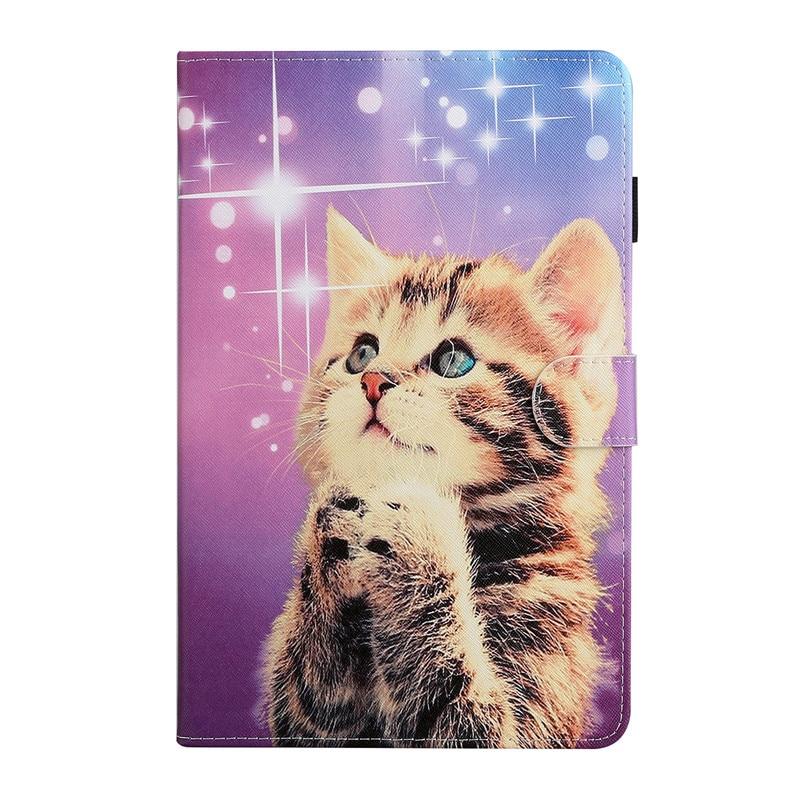 Case For Samsung Galaxy Tab A 10.1 SM-T510 SM-T515 Cute Cat Unicorn Deer Tablet Cover Funda For Samsung Galaxy Tab A 10 1 2019