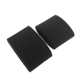 Motorcycle Accessories Black Sponge Cover Air Filter Air Impurities Filtration FOR Honda CG 125 Series Motorcycle Filter image