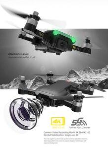Image 2 - Mjx バグ 7 B7 gps ドローン rc quadcopter 4 18k 5 グラム wifi fpv ブラシレスモーターヘリコプタージェスチャーコントロール折りたたみ drone vs E520S