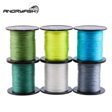 Angryfish 4 Strand 300m Line PE woven multifilament fishing 15-80LB braided