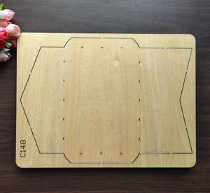Image 2 - New card  Wooden die Scrapbooking C 148 Cutting Dies Compatible with most die cutting machines