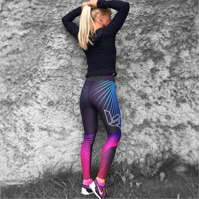 Leggings Fitness Sport Woman