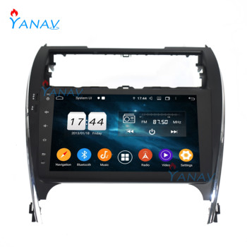 car GPS DVD player for-Toyota camry 2012-2015 car stereo autoradio android multimedia video HD Touch screen navigation player image