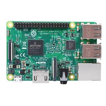 Original Raspberry Pi 3 Model B with Wifi & Bluetooth Raspberry Pi 3B Development Board 1GB RAM Raspberry Pi Board