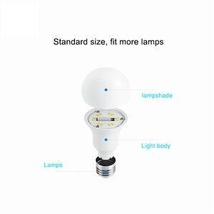 Image 3 - Originele Smart Led Lamp Wifi Afstandsbediening Verstelbare Helderheid Oogverzorging Licht Smart Lamp Witte Kleur