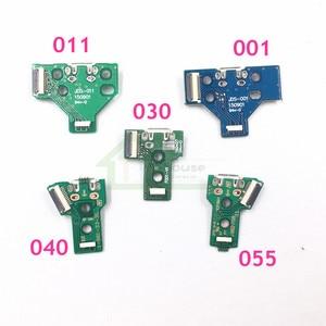 Image 2 - 100PCS עבור פלייסטיישן 4 PS4 בקר טעינת לוח שקע החלפה עם טעינת נמל