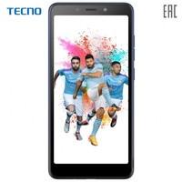 Mobile Phones TECNO RA8 POP 2S Aurora Purple Phone smartphone smartphones pure android capacious powerful battery newmodel RA8POP 2S 5.5'' 18:9 1440x720 4 Core 2GB RAM 32GB 2 Sim