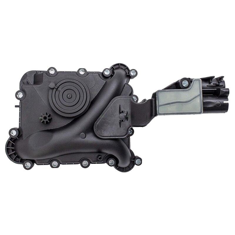 Automobile Engine Crankcase Vent Valve Oil Separator for - A4 A5 A6 Q5 3.2L Part Number:06E103547E