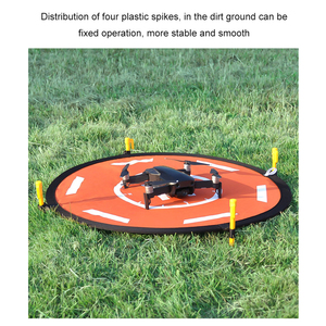 Image 5 - STARTRC 56CM Portable Foldable Landing Pad For DJI Mavic Mini DJI Phantom Mavic Drone FIMI X8SE 2020 For RC Quadcopter