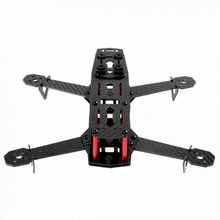 Glass Fiber Mini 250 Fpv Quadcopter Frame 4 Axis H Quad For Qav250 Mt