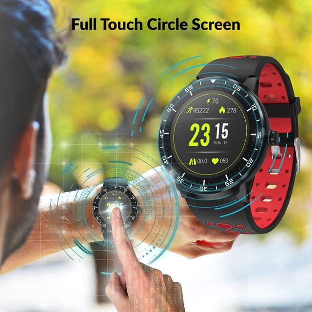 heyfitae™ Full Touch luxury Smart Watch for Men and Women  2