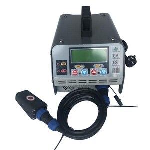 Автомобильный безболезненный инструмент для удаления вмятин, магнитный индукционный нагреватель, инструмент для кузова автомобиля, набор ...