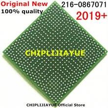 DC2019 + 100% новые чипы 216-0867071 216 0867071 IC чипы BGA чипсет